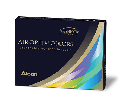 AIR OPTIX® COLORS box